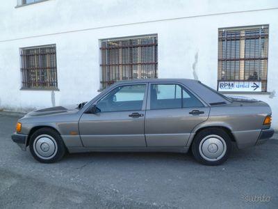 gebraucht Mercedes 190 1.8 E cat ABS, UNIPROPRIETARIO