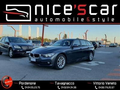usata BMW 320 d Touring*UNICO PROPRIETARIO, MANUALE