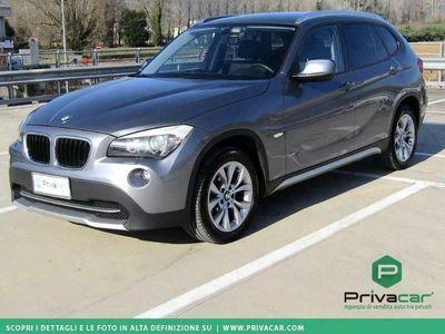 usata BMW X1 X1xDrive18d Futura