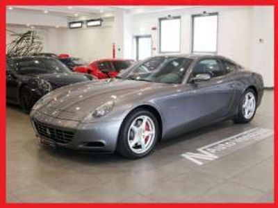 usata Ferrari 612 Scaglietti F1 *ITALIANA - CRONOLOGIA TAGLIANDI* Benzina
