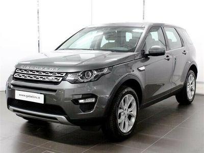 usata Land Rover Discovery Sport 2.0 TD4 150 CV HSE del 2016 usata a Pesaro