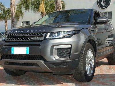 usata Land Rover Range Rover evoque 2.0 TD4 150CV 5p. Pure Automatic Navi US