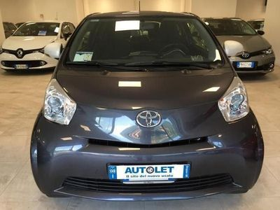 gebraucht Toyota iQ iQ1.0 TREND CVT