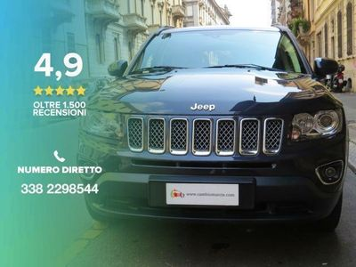 used Jeep Compass 2.0 CVT Limited 2WD
