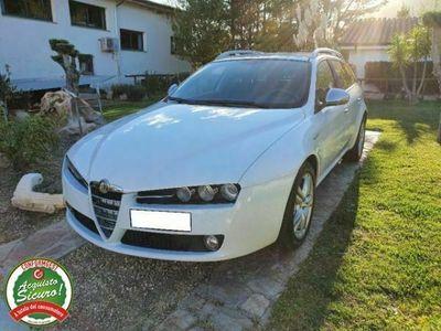 usata Alfa Romeo 159 2.0 JTDm 136 CV Sportwagon Distinctive Siniscola