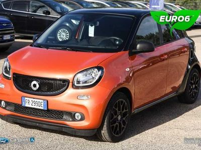 usata Smart ForFour 0.9 t. Passion 90cv twinamic