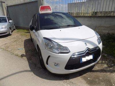 usata Citroën DS3 1.4 HDI 70 CV SPORTSCHIC UFFICIALE
