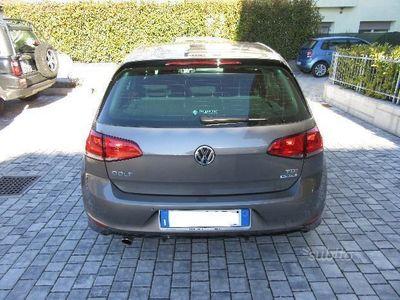usata VW Golf VII 1.6 TDI 110CV SPORT EDITION