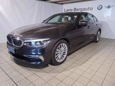 usata BMW 530 Serie 5 d xDrive Luxury