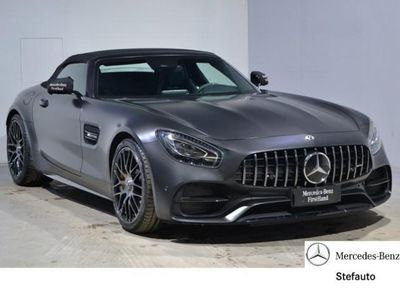 usado Mercedes AMG GT C Roadster Limited Edition FH