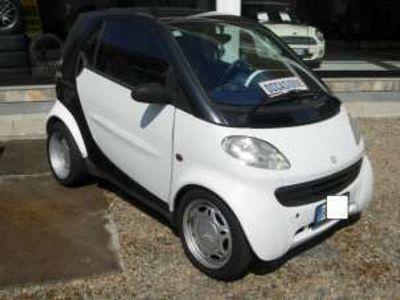 usata Smart ForTwo Coupé 600 & passion RICONDIZIONATA! Benzina
