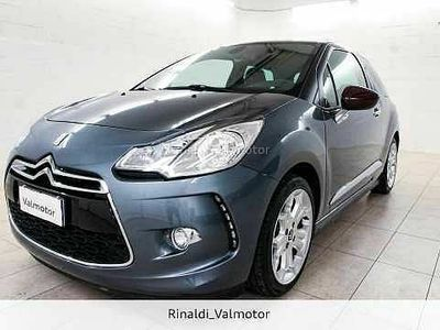 usata DS Automobiles DS3 DS 31.6 HDi 110 Sport Chic