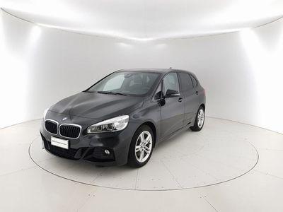 usata BMW 220 Serie 2 Active Tourer d xDrive Msport aut. del 2015 usata a Tavagnacco
