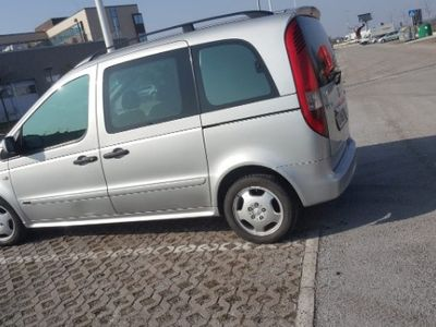 used Mercedes Vaneo - 2002