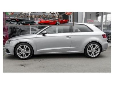 gebraucht Audi A3 2.0 16v tdi ambiente diesel berlina grigio scuro