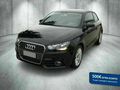 usata Audi A1 1.6 tdi Ambition c/clima s-tronic