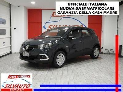 usata Renault Captur NUOVAENERGY LIFE TCE 12V 90 CV S&S MY'19 - NUOVA UFFICIALE ITALIANA - DA IMMATRICOLARE