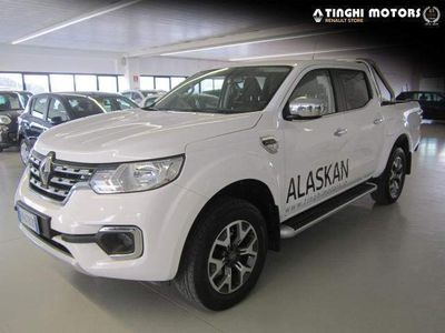 used Renault Alaskan 2.3 dCi Turbo 4WD 190CV S&S automatica AZIENDALE