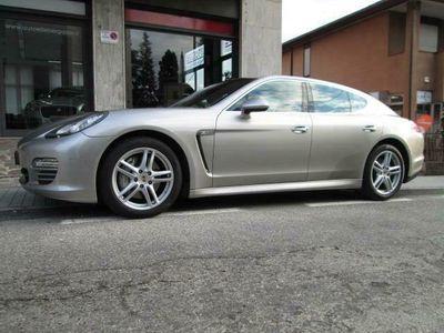 usata Porsche Panamera 4.8 4s pdk, ufficiale, unicoproprietario, tagliandata
