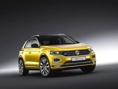 brugt VW T-Roc 1.6 TDI SCR Advanced BlueMotion Technology usato