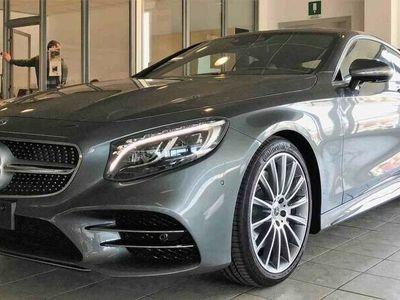 usata Mercedes S560 S 560 4Matic Coupé Premium Plus4Matic Coupé Premium Plus