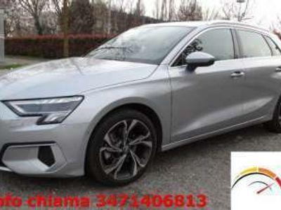 usata Audi A3 SPB 35 TFSI S tronic Business Advanced Garanzia 24 Elettrica/Benzina