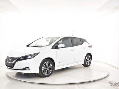 usata Nissan Leaf N-Connecta 40KWH NUOVA! - CERCH...