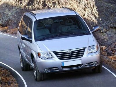 usata Chrysler Voyager 2.8 crd cat lx auto