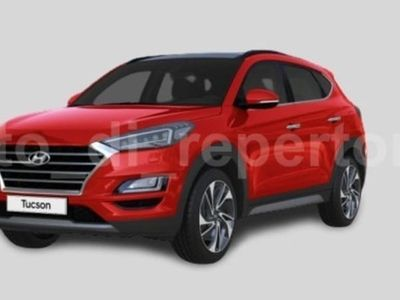usata Hyundai Tucson 1.6 CRDI (136CV) 2WD DCT XLINE NEW MY20