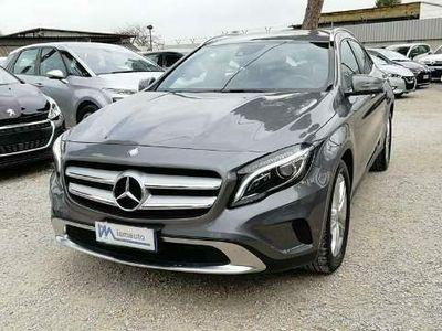usata Mercedes GLA220 220 Cdi Automatic 4matic