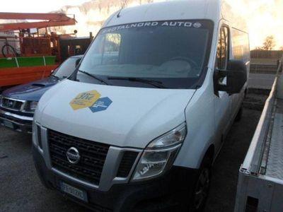 brugt Nissan NV400 35 2.3 dCi 125CV PM Cabinato