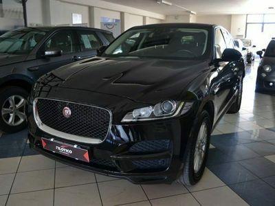 usata Jaguar F-Pace 2.0 D 180 CV AWD aut. Pure Navi K