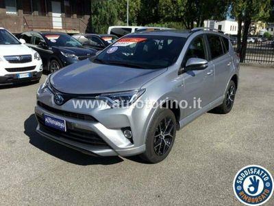 usata Toyota RAV4 RAV 42.5 vvt-i hybrid Exclusive 2wd e-cvt