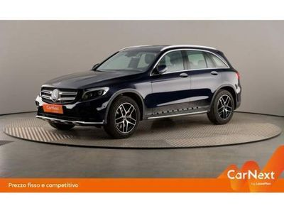 gebraucht Mercedes 350 GLC-KlasseD 4matic Premium AMG Line
