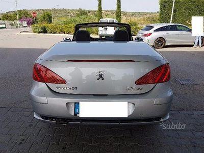 usata Peugeot 307 CC 1.6 16v - pelle