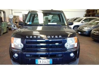 brugt Land Rover Discovery 3 2.7 TDV6 HSE rif. 7670100