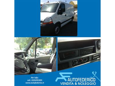 brugt Renault Master 2.5 dCi ---TETTO BASSO PASSO CORTO---