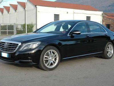 usata Mercedes S350 BlueTEC Maximum Lunga