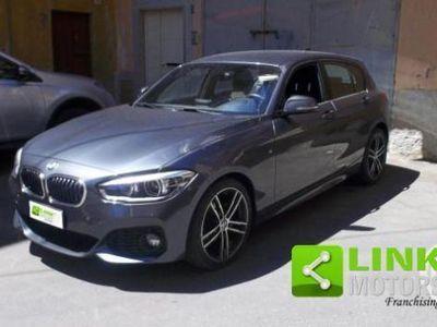 usata BMW 118 - Serie 1 - d 5p. Msport CRUISE CONTROL UNICO PROPRIETARIO NON FUMATORE