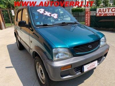 usata Daihatsu Terios 1.3i 16V cat 4WD SX usato