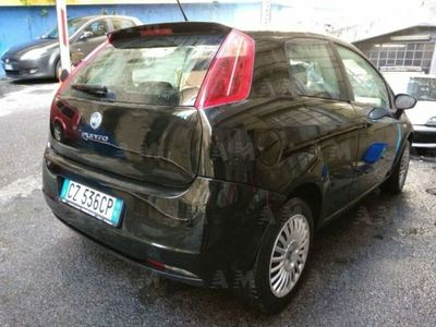 usata Fiat Grande Punto Grande Punto 1.3 MJT 90 CV 3p. Dynamic