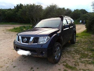 usata Nissan Pathfinder 2.5 dCi SE