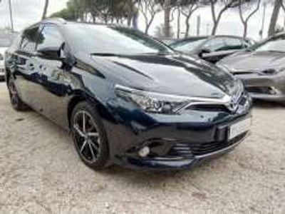 usata Toyota Auris Touring Sports 1.8 Hybrid Lounge .. Elettrica/Benzina