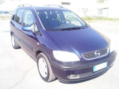 usata Opel Zafira 2.0 16V Dti CDX 7 POSTI rif. 11166116