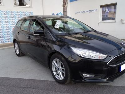 brugt Ford Focus SW 2.0 TDCI 150CV AUTOMATIC BUSINESS NAVI SYNC