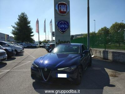gebraucht Alfa Romeo Giulia 2.2 turbodiesel 150 cv at8 super 2.2 TURBODIESEL 150 CV AT8 SUPER
