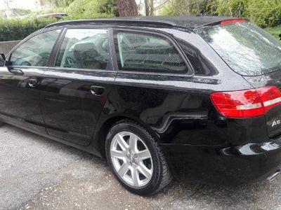brugt Audi A6 sw quattro 243 cv diesel