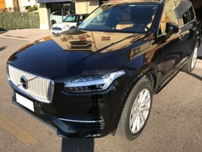 brugt Volvo XC90 D5 AWD Geartronic Inscription, 7 POSTI, AZIENDALE