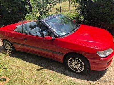 usata Peugeot 306 Cabriolet Pininfarina