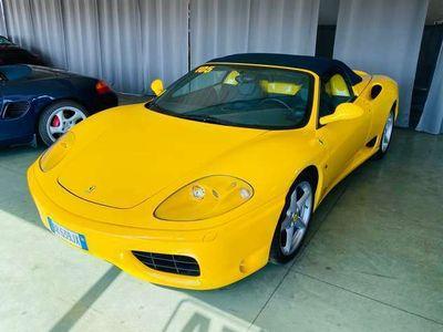 usata Ferrari 360 Spider